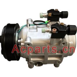 ACTECmax TM31 compressor 8PK 24V HORIZ.O-RING R134a 102736