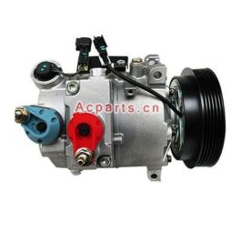 DCS17ECR air conditioning compressor for volvo s60/s80/v70/xc60/xc70