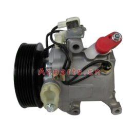 Auto ac compressor SV07C 6PK 103mm for DAIHATSU TERIOS 07-10