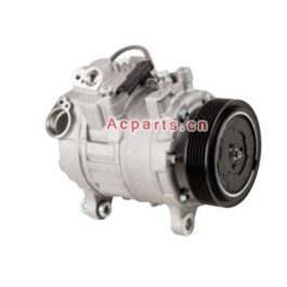 ACTECmax 7SEU17A ac compressor 12v for BMW X3 2.0L 447150-1661