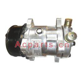 ACTECmax 12v 5H14 car air conditioner compressor for HIGER HIGER