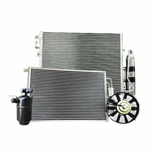 air conditioner condensor