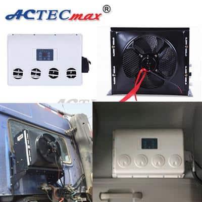 12 volt air conditioner for trucks