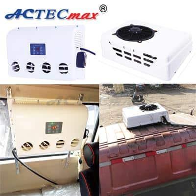 portable air conditioner for semi trucks