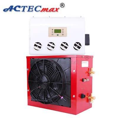 semi truck cab air conditioner