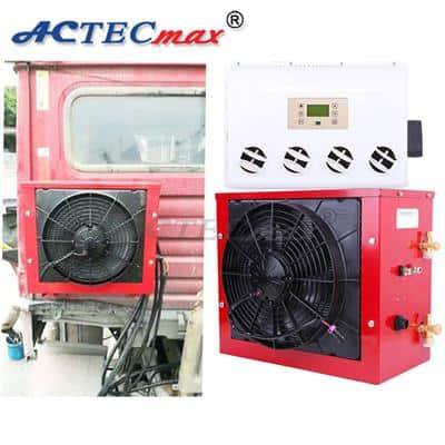 portable semi truck cab air conditioner