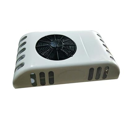 semi truck roof mounted air conditioner