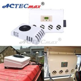 ACTECmax 12v 24V portable air conditioner for semi trucks