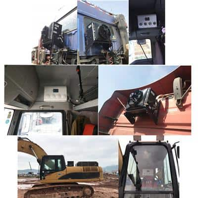 truck air conditioner application