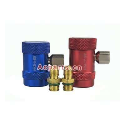 R1234yf Quick Couplers Adapters