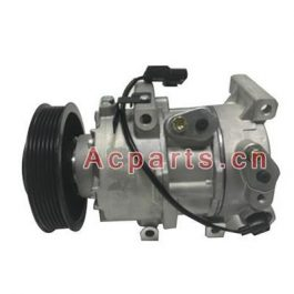 ACTECmax 12V DVE12 ac compressor for HYUNDAI ACCENT 977011R100