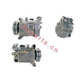 3PK 12V auto ac compressors wholesale for VOLVO