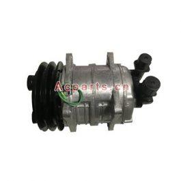 VALEO TM08 42021 POLEA 2A 12 VOLTS vertical auto aircon compressor for sale