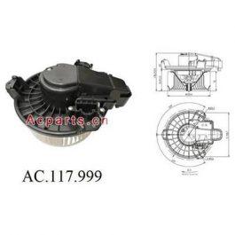 OEM AC272700-8030 272700-2103 12V Car Blower Motor