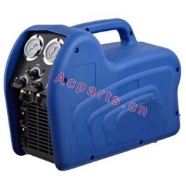 REFRIGERANT RECOVERY & RECYCLING MACHINES