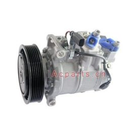 AC.100.2269 OEM B0260805M 7SEU16C 6PK 12V Car AC Air Conditioner Compressor replacement for Audi A4 A6