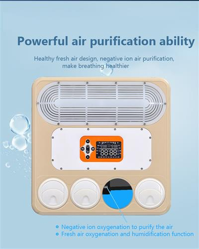 powerful truck air conditioner