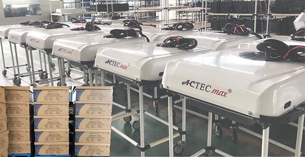 ACTECmax truck air conditioner