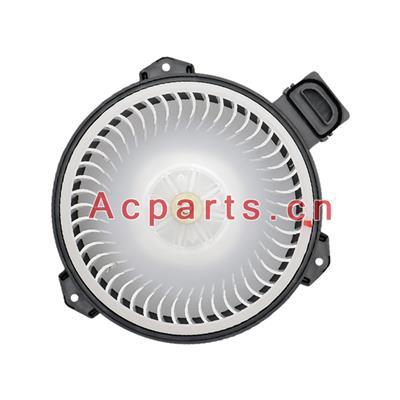 AC heater blower motor