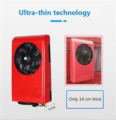 24 volt air conditioner for trucks