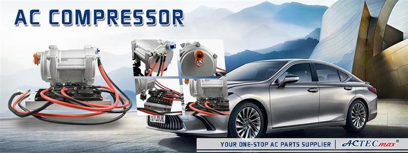 truck air conditioner compressor